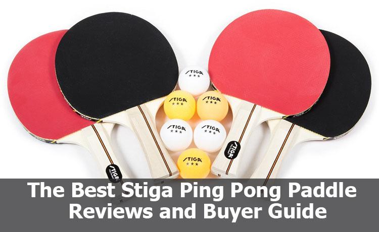 Stiga Ping Pong Paddle