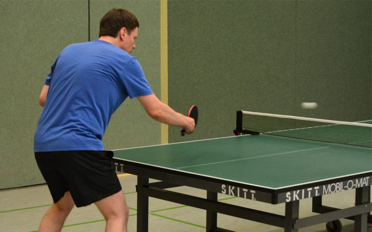 health benefit of table tennis