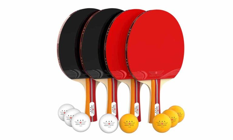 Top 10 Table Tennis Rackets in the World